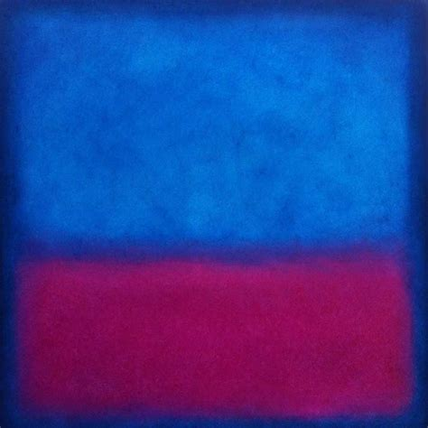 libro rothko the color field color field painting blue magenta color field painting mark rothko colour