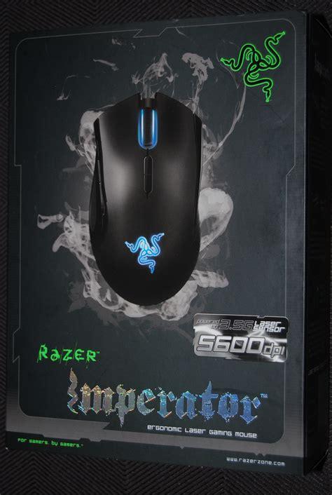 Pasaran Mouse Razer pro di jual mouse razer imperator