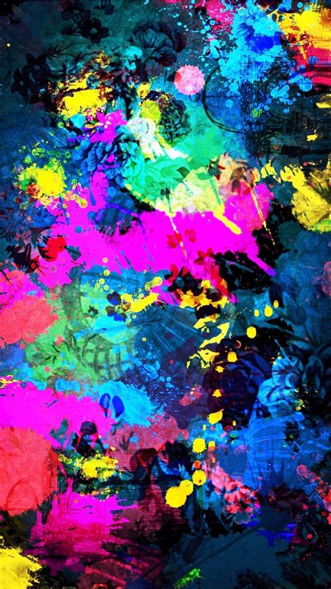 colorful phone wallpapers  android pixelstalknet