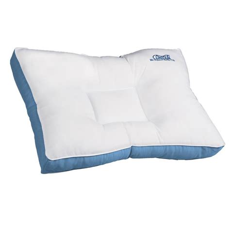 back bed pillow orthofiber 2 0 orthopedic bed pillow for back side
