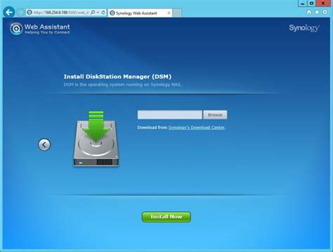 nas software synology diskstation ds216j 2 bay nas review
