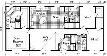 floor plan for ranch style home rockport ranch style modular home pennwest homes model