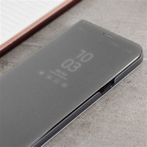 Samsung Galaxy S8 S8 Plus Clear Stand Casing Cover Kesing Bening official samsung galaxy s8 plus clear view stand cover silver