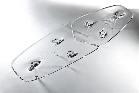 Sofa Micasa Liquid Glacial Table By Zaha Hadid Architects