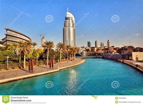 Hotel Search By Address 23 Address Hotel And Lake Burj Dubai On October 23 2012 In
