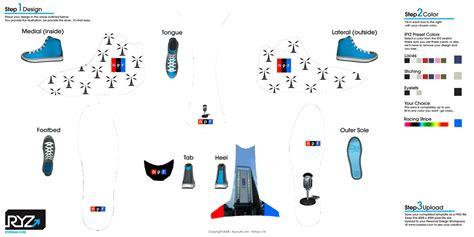 sneaker design template npr npr sneaker design template