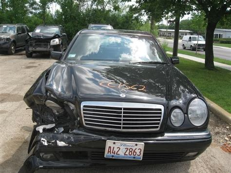 97 Mercedes E320 by 96 97 98 99 00 01 02 03 Mercedes E320 Fuel 869028 Ebay