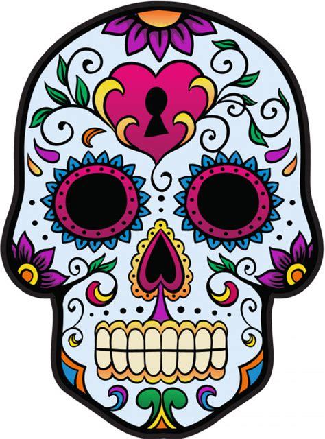 Mexikanischer Totenkopf Aufkleber by Sticker Calavera Tete De Mort Mexicaine 3 Ref D7441