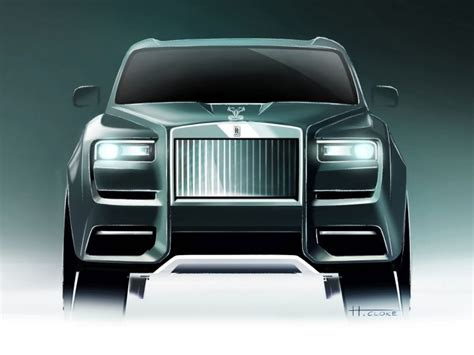 rolls royce cullinan render rolls royce cullinan suv revealed car design