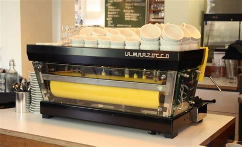 Handmade Espresso Machine - zink design custom espresso machines from