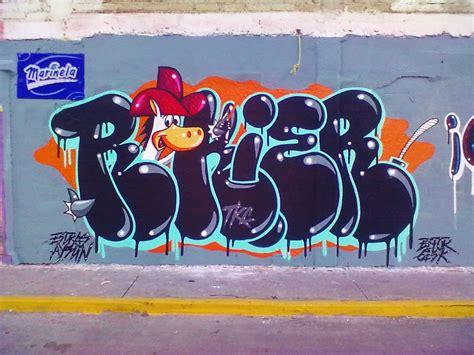 graffiti ilegal squad graffiti magazine febrero