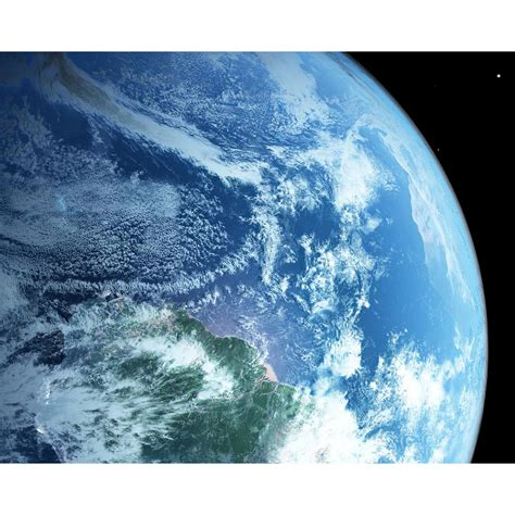 Earth Wall Mural earth from space wall mural wr50564 the home depot