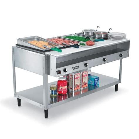 vollrath 38004 servewell 174 480 watt 4 well hot food