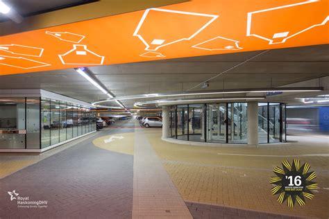 underground parking garage design bna beste gebouw het jaar 2016 ondergrondse