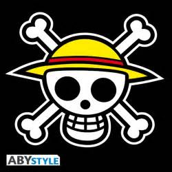 piece cap skull black abystyle