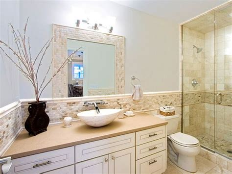 part tiled bathroom pictures of tiled bathrooms bathroom in beige tile part 1 in bathroom tile design