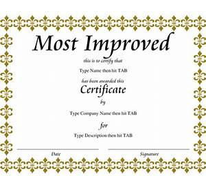 Blank certificate templates no border choice image certificate 88 award certificate template no border sample resume of an make an award certificate in ms yelopaper Gallery