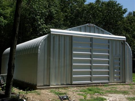 Prefab Metal Sheds by Buildings Prefab Garage Kits Model Jpg Steelmaster Metal