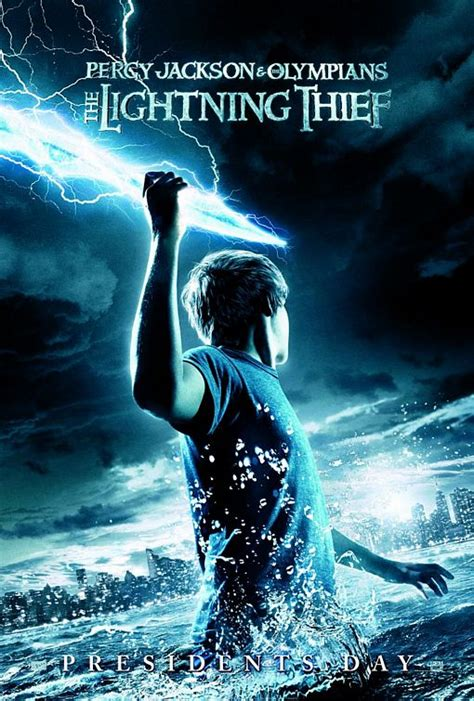 The Lighting Thief by Percy Jackson The Olympians The Lightning Thief Corona Coming Attractions