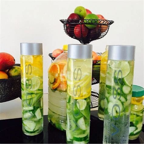 Water Infused Detox Drinks by Detox Waters Met And Detox On
