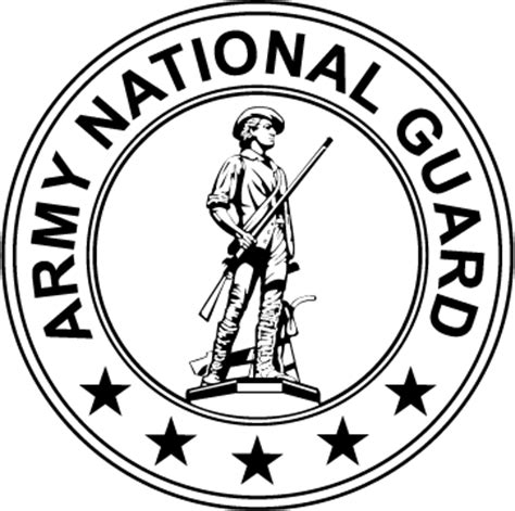 National Guard Unit Transfer Request Letter Army Seal Stickers Car Stickers