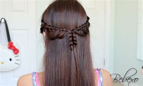 running late ponytail hairstyles 183 just bebexo a hairstyles by bebexo scallop lace braid hairstyle 183 just