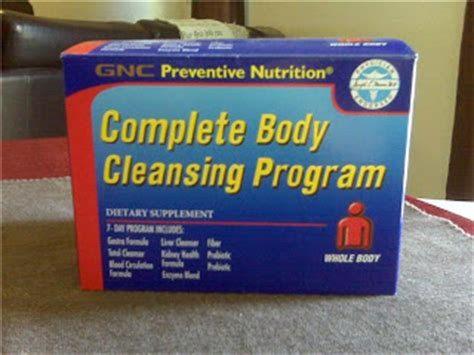 Complete Detox Gnc by The Misadventures Of Review Of Gnc S 7