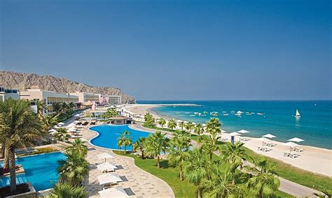 Beautiful Pool by Things To Do In Fujairah