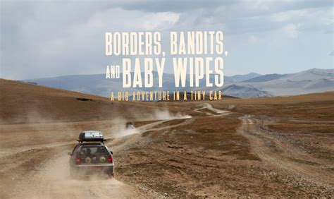borders bandits and baby wipes a big adventure in a tiny car books borders bandits and baby wipes colipera