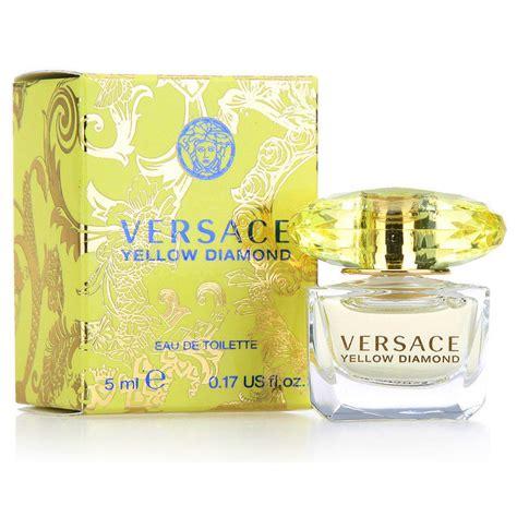 Original Parfum Miniature Versace Yellow 5ml Edp versace yellow mini for edt 5ml https www perfumeuae