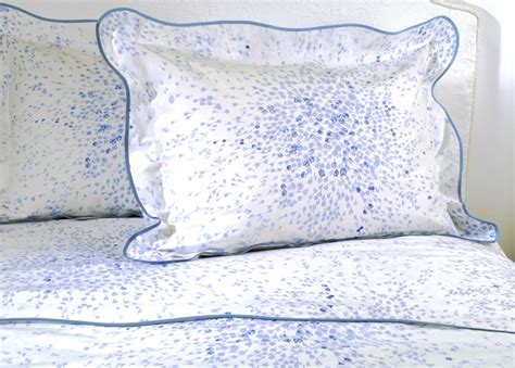 periwinkle bedding passion for d porthault the english room