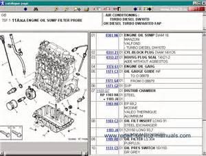 Peugeot Manuals Peugeot 307 Repair Manual