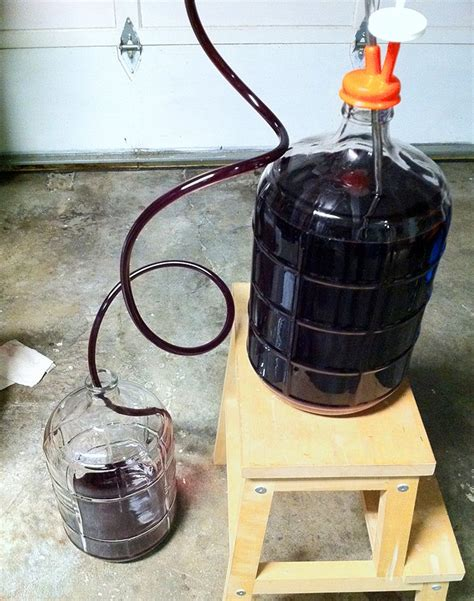 When To Rack To Secondary Fermenter by 1000 Ideas About Wine Racks On Wine