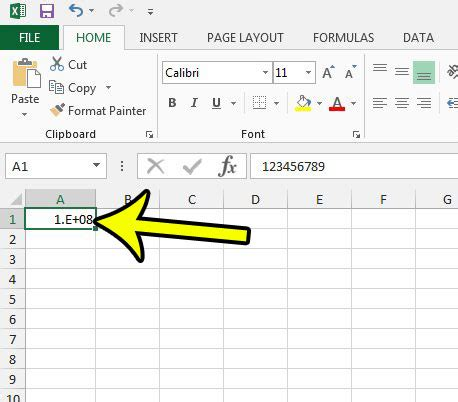 excel format as number how to apply number formatting to a cell in excel 2013