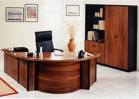wood office desk furniture modern office desks types
