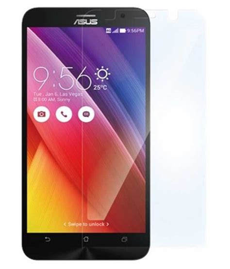 Tempered Glass Asus Zenfone C asus zenfone c tempered glass screen guard by fortuna