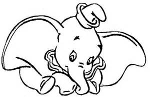 elephant coloring pages elephants free sketch template