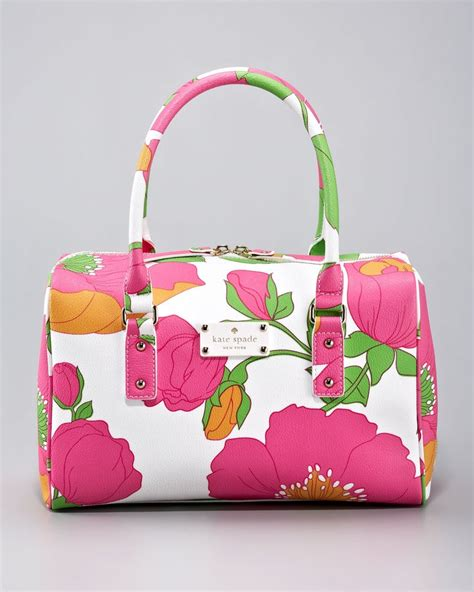 Kate Spade Hobo Tote Flower 17 best images about handbags 2 on leather totes fendi and bottega veneta