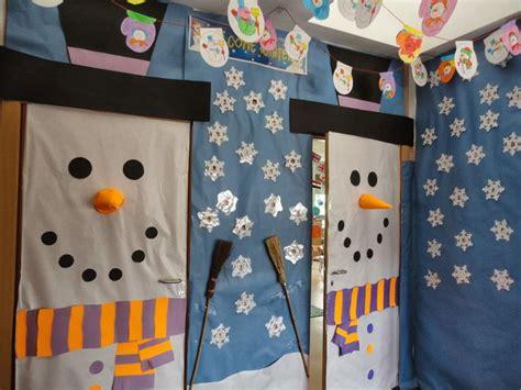 decoracion navideña para puertas decoracion navidea puertas resultado de imagem para