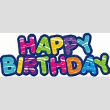 Happy Birthday Png | 2399 x 956 png 283kB