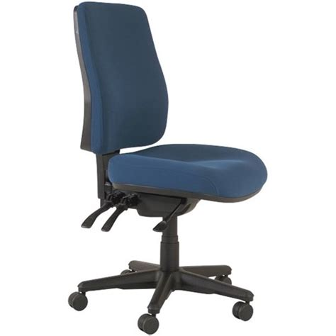high office chair nz buro roma chair high back 3 levers navy fabric officemax nz