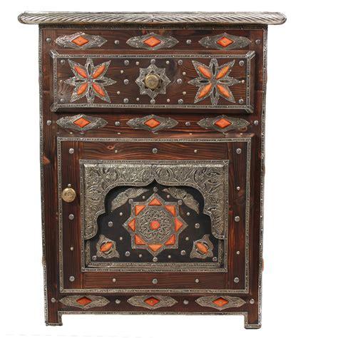 Nachttisch Orientalisch by Orientalischer Nachttisch Khalifa Bei Ihrem Orient Shop