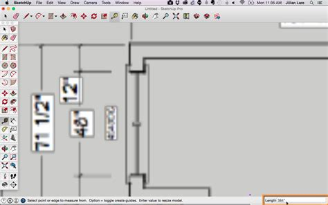 drawing a floor plan in sketchup drawing a floor plan in sketchup draw a floor plan in