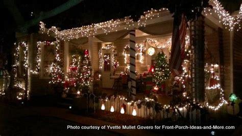 ideas for decoratingpillars for xmas outdoor light decorating ideas to brighten the season