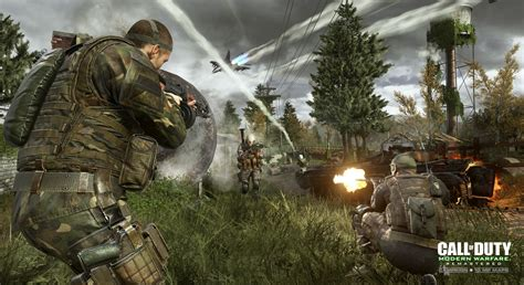 call of duty 4 modern warfare remastered contains all 16
