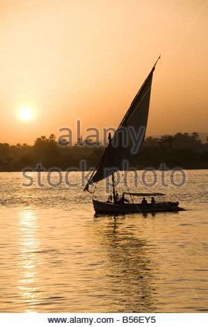 sailboat on the nile traditional felucca sailboat on the nile between aswan and