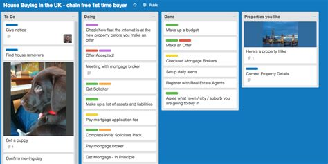 How To Do An Asset Search Vincent S Reviews 17 Creative Ways To Use Trello And
