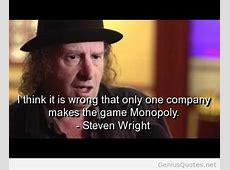 Steven Wright – Ten quotes Happy Birthday