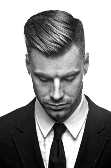 gentlemens hair styles fade haircut haircut short and medium long on pinterest