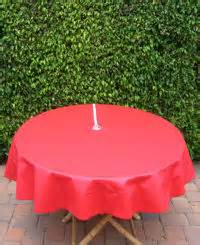 patio tablecloth with umbrella indoor outdoor tablecloths fit wide variety of